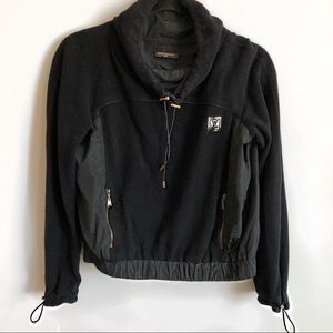 Louis Vuitton Fleece Bomber